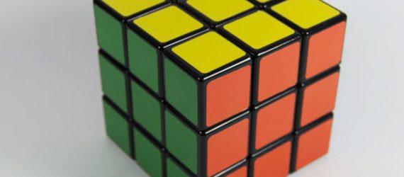 Rubiks Würfel - Vertriebsberatung - Sales Manager